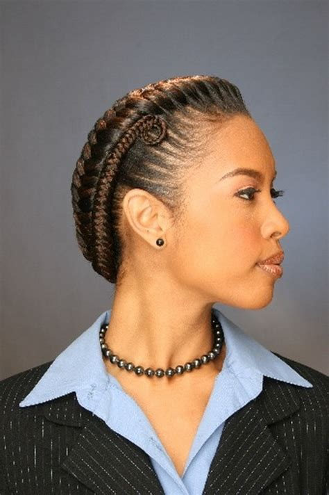 pictures of black people with braids braided hairstyles for black people