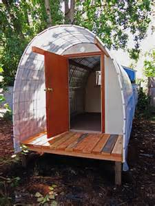 Conestoga huts simple and secure micro shelters