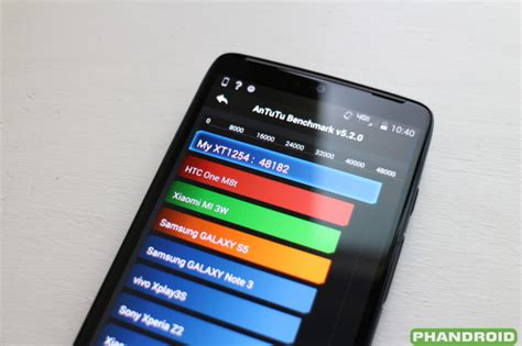 best android processor antutu benchmarks and ranks the top smartphone processors