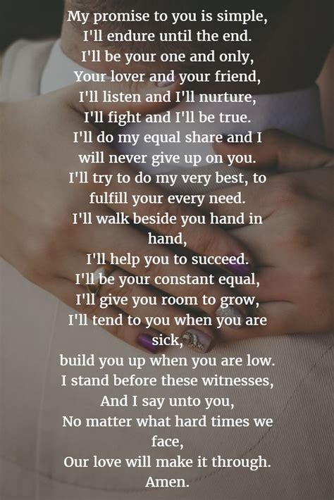 Wedding Ceremony With Own Vows best 25 writing wedding vows ideas on reading
