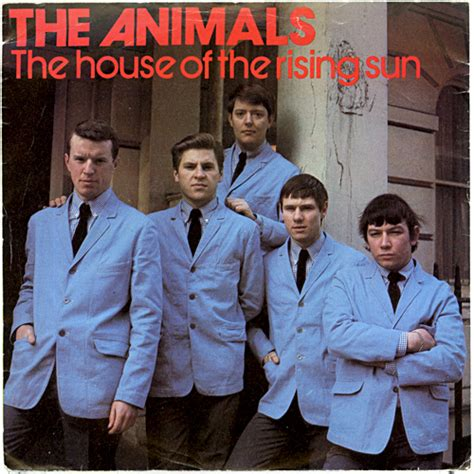 house of rising sun review of the animals the house of the rising sun