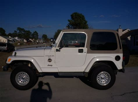 weight of jeep wrangler 2001 jeep wrangler weight