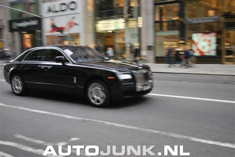 rolls royce ghost in new york foto s 187 autojunk nl 106147