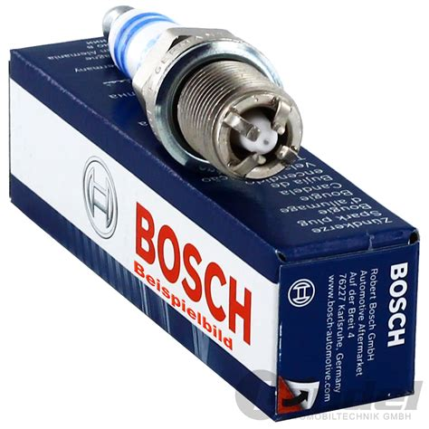 candele bosch 4 4x original bosch z 252 ndkerzen 0242235715 bmw 1er 116i 3er 316i