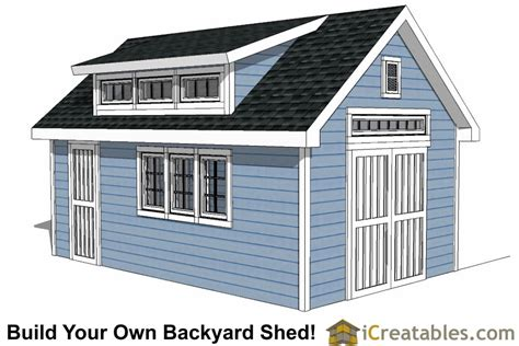 shed plans 12x20 12x20 shed plans easy to build storage shed plans designs