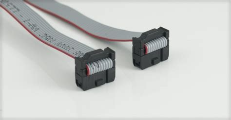 10 pin idc connector flat ribbon cable us digital 174 products 187 ca c10 f c10 10 pin idc connector