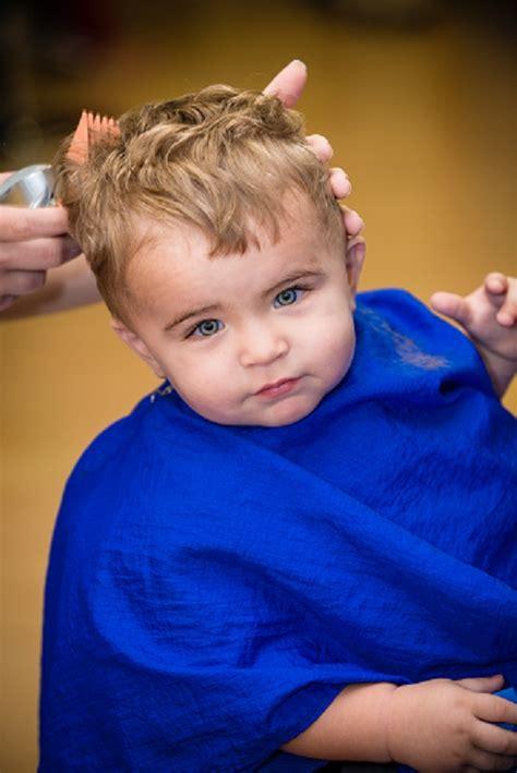 baby s first haircut cartoon cuts