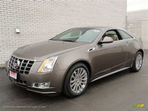 2012 Cadillac Cts 4 by 2012 Cadillac Cts 4 Awd Coupe In Mocha Steel Metallic