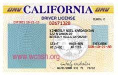 california drivers license template template california drivers license editable photoshop
