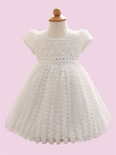 Handmade Baby Frocks Designs - flower embroidery designs for baby dresses baby