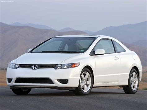 Honda Civic Coupe (2006)