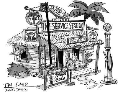 tiki hut drawing 11 best tiki bar images on pinterest tiki hut bamboo