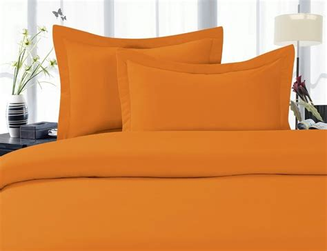 bed sheet sets king orange bed sheet sets fall sale ease bedding with style