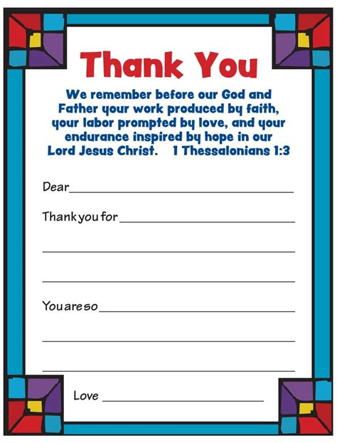 thank you letter to youth pastor 17 best ideas about appreciation cards on