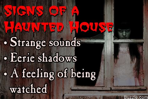 signs that your house is haunted a raccoon or a ghost 15 signs that tell your house is haunted