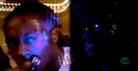 lil wayne glow in the dark tattoo music video lil wayne glow in the dark tattoo www imgkid com the