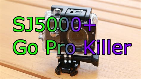 Sjcam 500 Plus sjcam sj5000 plus sj500 review go pro 3 killer indepth test hd funnydog tv
