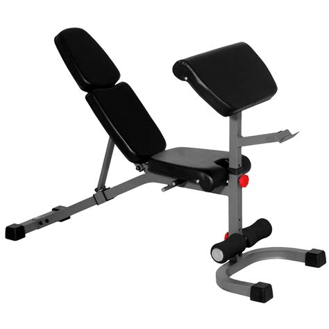fid weight bench the x mark fid flat incline decline weight bench with