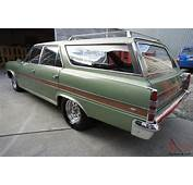1966 AMC Ambassador 990 Station Wagon Factory 327 Auto