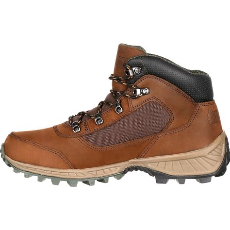 waterproof comfortable boots men s comfortable waterproof outdoor boots rocky stratum