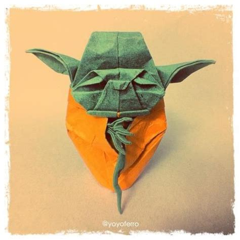 Pictures Of Origami Yoda - 25 best ideas about origami yoda on wars