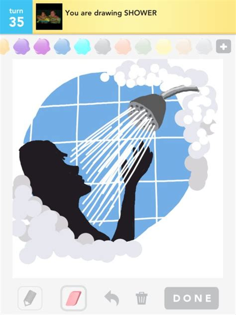 How To Draw A Shower by Image Gallery Shower Drawing