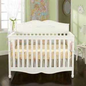 How To Convert Graco Crib To Toddler Bed Graco Fixed Side 4 In 1 Convertible Crib White Walmart