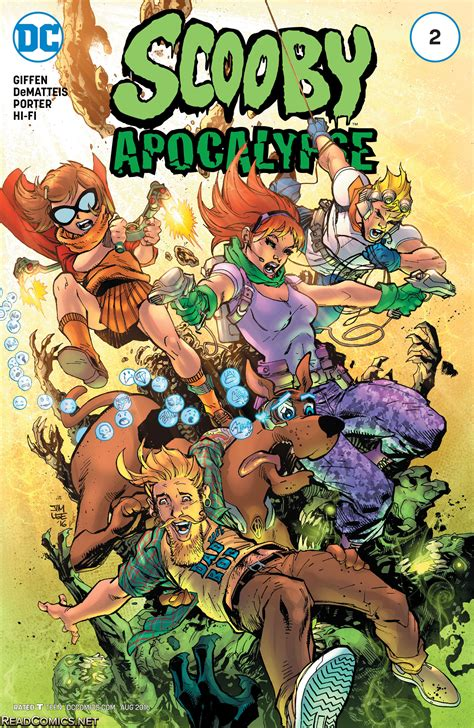 scooby apocalypse vol 2 phil s reviews stuff i bought 374 all about books and
