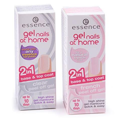 essence uv le essence gel nails at home set uv led le gel primer