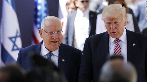 donald trump yerusalem president trump in israel live updates cnnpolitics