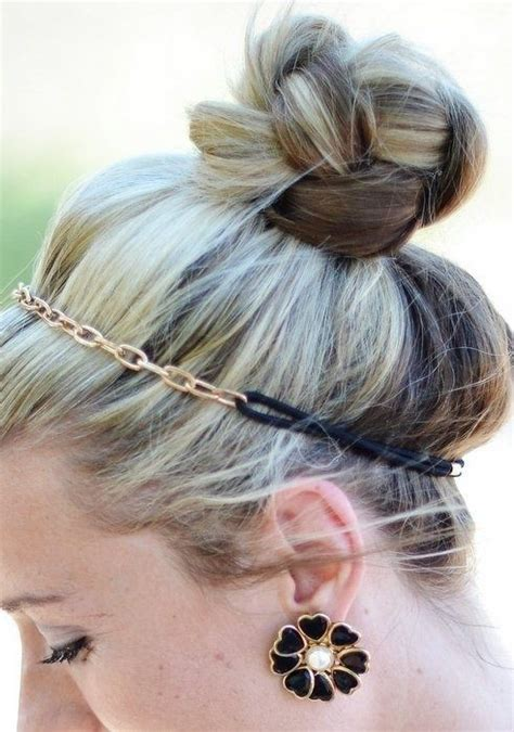 put your hair in a bun with braids 18 simple office hairstyles for women you have to see