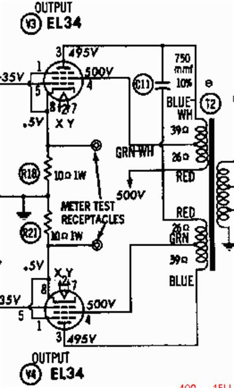 cathode bias resistor value el34 cathode bias resistor value el34 28 images how s work the brook lifier sliding bias se