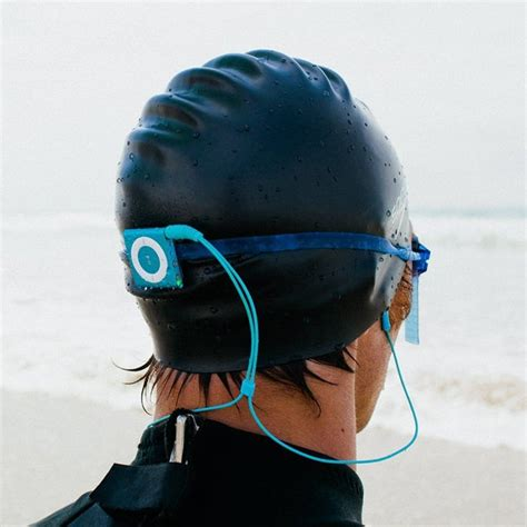 Headphones Underwater by Bluetooth Earbuds For Swimming Laps Headphones For