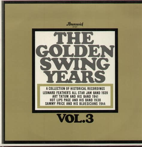 the swing years feather leonard records vinyl and cds hard to find and