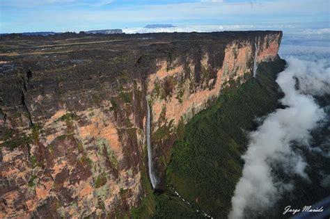 imagenes roraima venezuela fotos de acantilado en parque nacional do monte roraima
