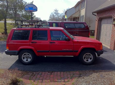 height of jeep stock height for the xj jeep forum