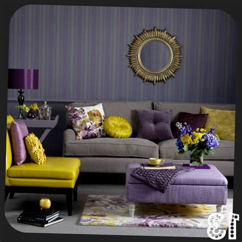 purple and gray home decor uncategorized gray and purple living room christassam