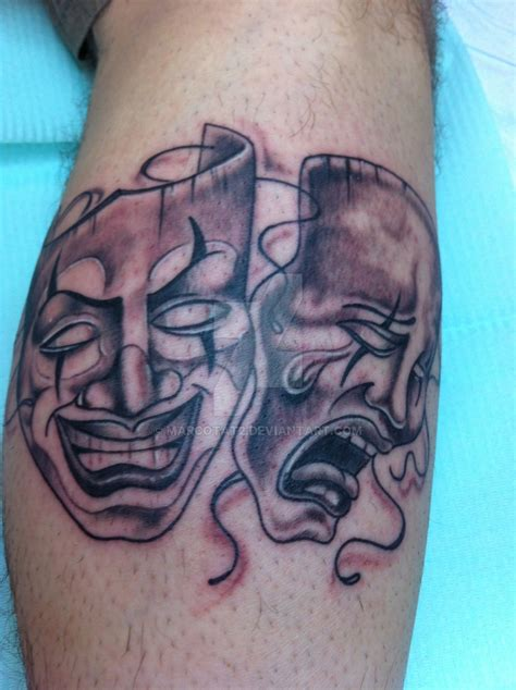 tattoos black and grey chicano chicano mask clown tattoo black and grey by marcotat2 on