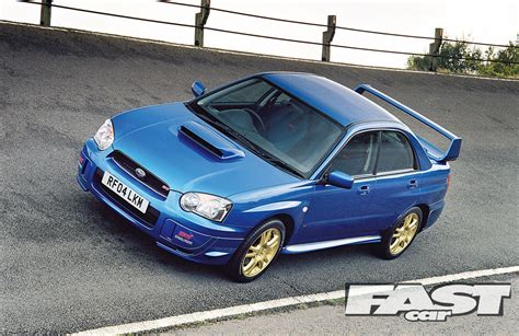 Subaru Impreza Wrx Blob Eye Buying Guide Fast Car
