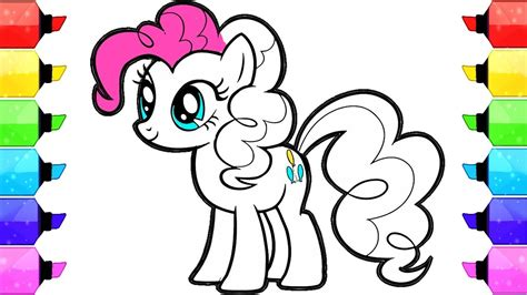 my pony pictures to color my pony coloring book pages how to draw and color