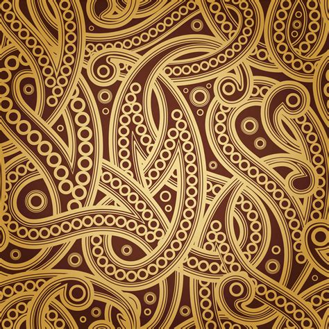 european pattern background european fine pattern background 05 vector free vector