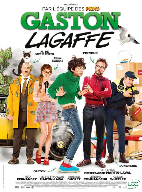 regarder vf oscar et le monde des chats streaming vf film complet gaston lagaffe film 2017 allocin 233
