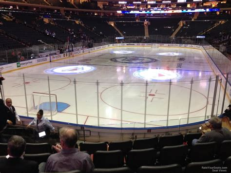 section 113 madison square garden madison square garden section 113 new york rangers