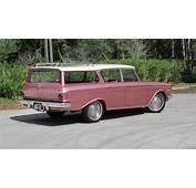 Classic 1962 AMC Rambler Wagon