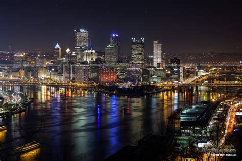 light the night pittsburgh three rivers of pittsburgh on light up night