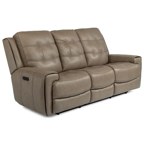 flexsteel latitudes power reclining sofa flexsteel latitudes wicklow 1681 62ph power reclining sofa