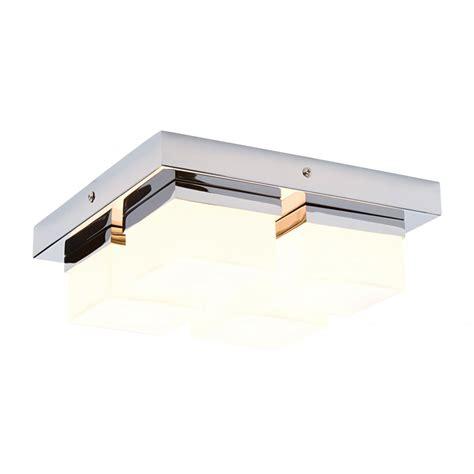 4 ceiling lights square 34277 4 light flush ceiling