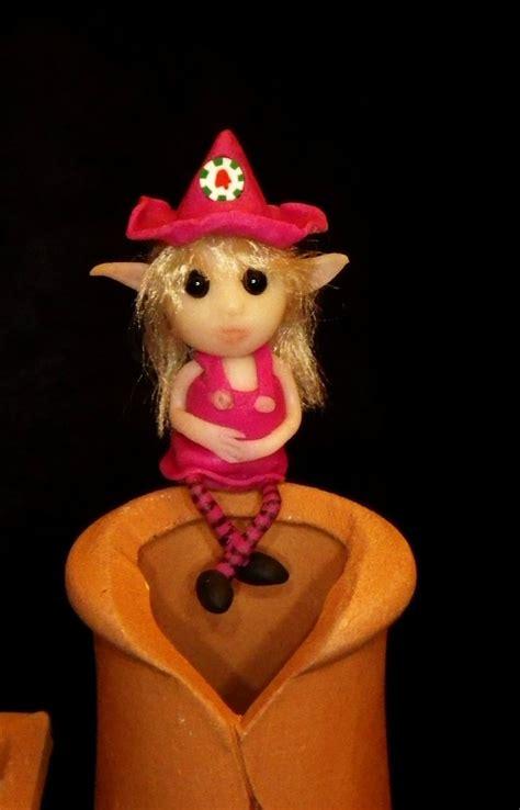 elf dolls house ilana a lucky dolls house chimney elf miniature by treasuredbyu on deviantart