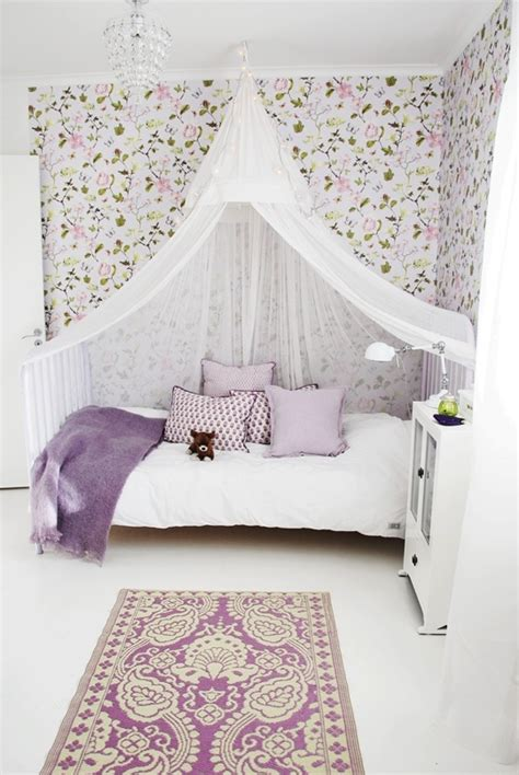 sheer bed canopy tot to room bed curtain