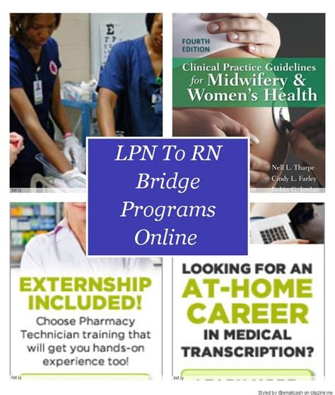 lpn to rn and bridges on